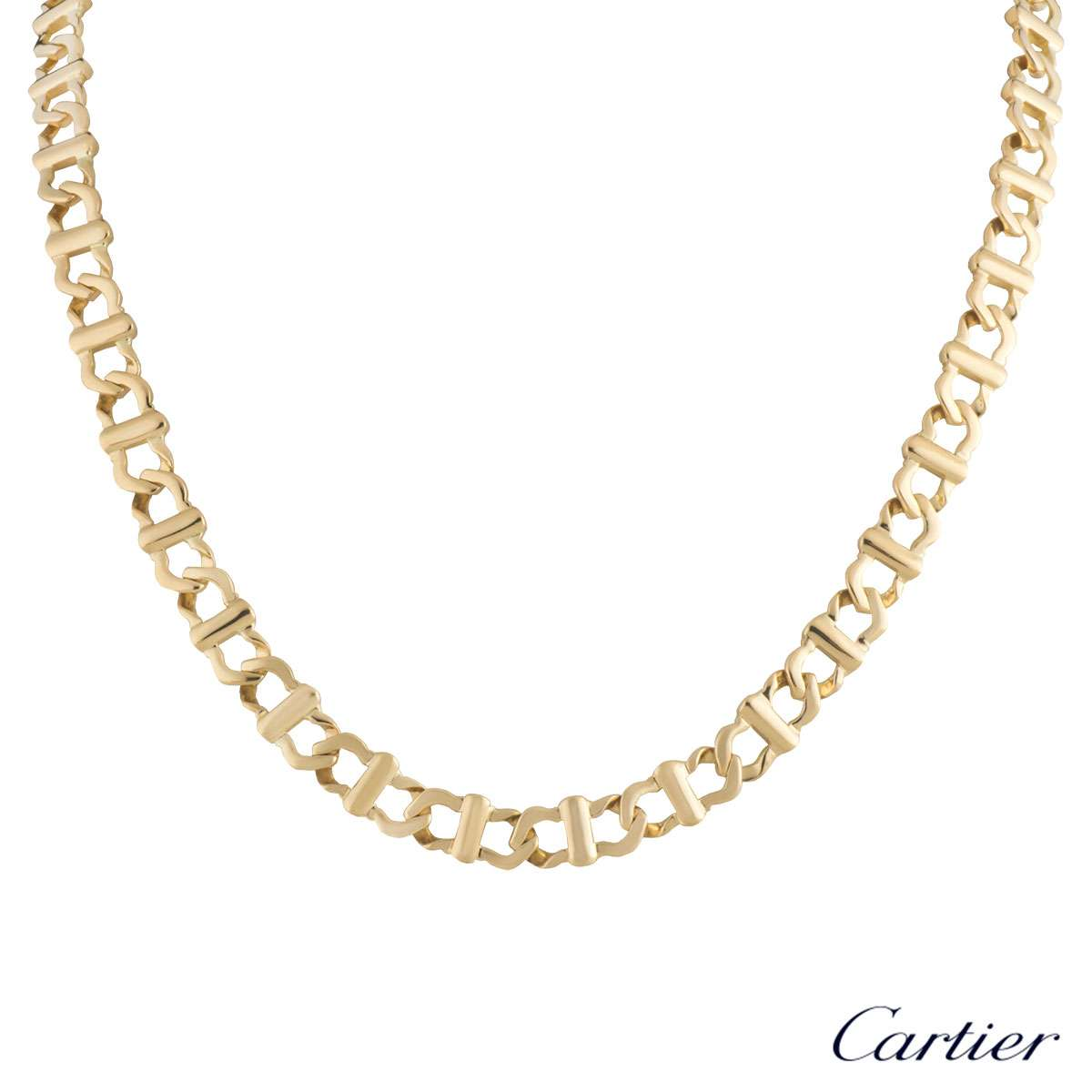 Cartier Yellow Gold Chain